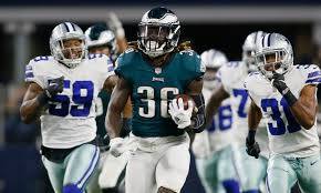 Eagles RBs coach Duce Staley says Jay Ajayi is ready to be 'the guy'