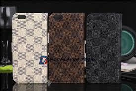 flip pu leather wallet case