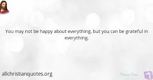 victoria osteen quote about everything gratitude happy you