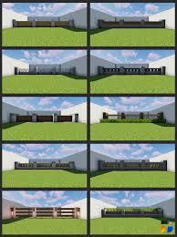 Fence Ideas In 2020 Minecraft City Minecraft Blueprints Minecraft Architecture