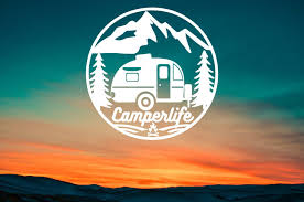 Camper Life Vinyl Decal Vinyl Sticker Car Window Decal Etsy Vinyl Decals Decals For Yeti Cups Window Decals