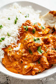 Chicken Tikka Masala - Cafe Delites