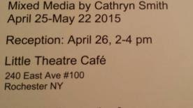 Cathryn Smith | The Little Theatre
