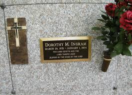 Dorothy M Butler Ingram (1931-2014) - Find A Grave Memorial
