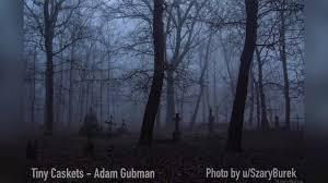 Adam Gubman - Tiny Caskets - YouTube