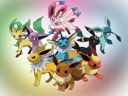 pokemon eeveelutions wallpaper