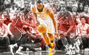 hd wallpaper basketball james harden