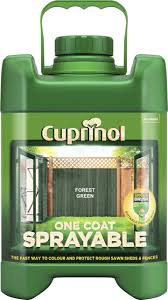 Cuprinol 5l Spray Fence Treatment Fore Buy Online In Cambodia At Desertcart