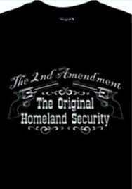 2nd Amendment Shirt For Men Second Amendment Tee Homeland Security Decal Men S T Shirts