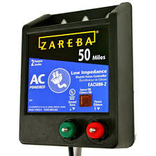 Zareba 50 Mile Ac Low Impedance Energizer Eac50m Z The Home Depot