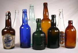 beer ale bottles