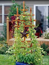 how to build a trellis better homes