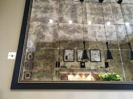 feature wall antique aged distressed