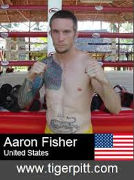 ZEAL FightGear: Featured Fighter: Aaron 'The Ghost' Fisher