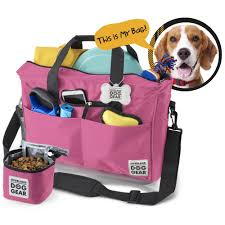 Overland Dog Gear Day Away Tote Travel Bag for Dog Accessory in ...
