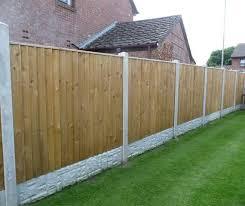 Wooden Fencing Panels From Harker Garden Buildings