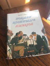 coffee table book norman rockwell
