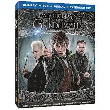 Fantastic Beasts: The Crimes of Grindelwald Blu-Ray + DVD + Digital Family  | Meijer Grocery, Pharmacy, Home & More!