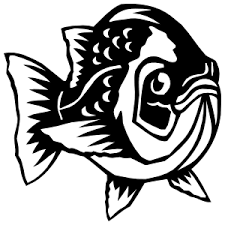 Fish Fishing Car Decals And Stickers Vinyl Fish Decals