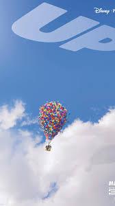 balloons posters skies disney wallpaper