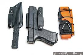preview making kydex holsters recoil