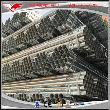 China Gb T3091 Zinc Coated Hot Dip Galvanized Fence Posts 3inch Carbon Steel Tube China Galvanized Steel Pipe Scaffodling Galvanized Pipes