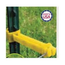 Shop Patriot 820022 Wrap Around T Post Extender Insulator Hdpe Yellow At Mccoy S