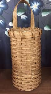 handmade basket candle basket hanging