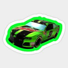 Chase Elliott Mountain Dew 2018 Nascar Sticker Teepublic
