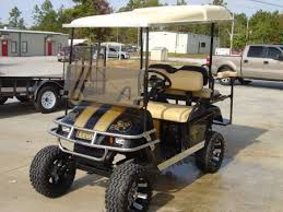 All Make And Model 7 Outlined Golf Cart Rally Stripes