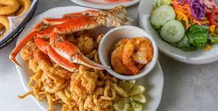 Fresh Local Delicious Seafood - Captain ...
