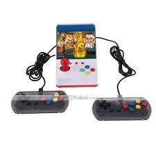 Mini Consola De Juegos Retro Reproductor De Juegos Portatil De 8