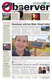 Sarasota Observer 03.14.13 by The Observer Group Inc. - issuu
