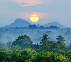 sunrise scenery hd picture free