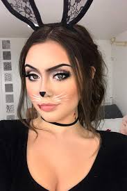 23 bunny makeup ideas for