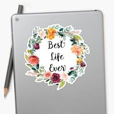 Best Life Ever Jw Sticker Car Decal Jehovah S Witnesses Etsy Jw Pioneer Gifts Pioneer Gifts Convention Gifts