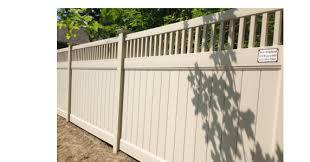 Vinyl Fence New England Fence Inc Berkshire County Ma