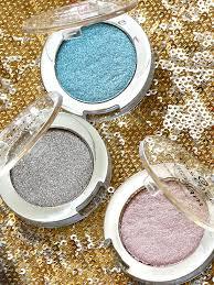 the essence metal glam eyeshadows