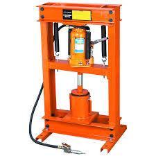 press w oil filter crusher 20 ton