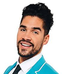 Louis Smith | Cast & Creative | Rip It Up The Show