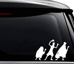 Amazon Com Haunted Mansion Decal Sticker For Use On Laptop Helmet Car Truck Motorcycle Windows Bumper Wall And Decor Size 12 Inch 30 Cm Wide Color Gloss Black Arts Crafts Sewing