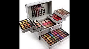 professional makeup set box in aluminum