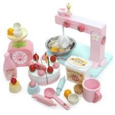 stand cake mixer kitchen baking set