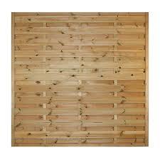1828x1800mm Milano European Fence Panel Lawsons