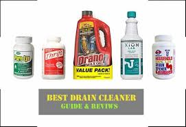 10 best drain cleaners of 2020 er