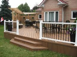 Composite Wood Company Fencing Decking And Garden Induced Info