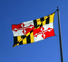 Mesmerizing, Or A Hot Mess? Why Maryland's State Flag Looks So ...