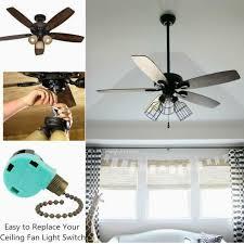 4 wire ceiling fan pull switch