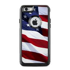 Skin For Otterbox Commuter Iphone 6 6s Patriotic By Flags Sticker Decal Ebay