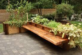 Live Edge Snack Bench Lifespace Gardens